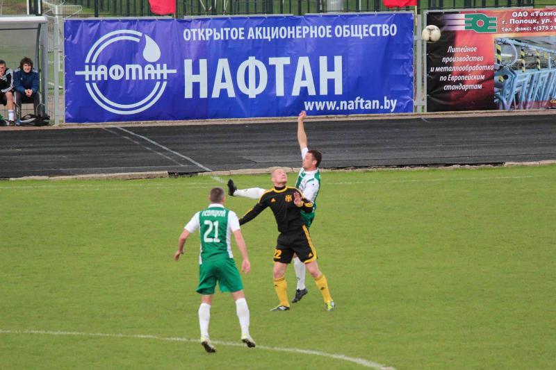 Нафтан - Гомель Кубок