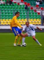 Матч Нафтан - Минск